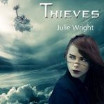 "Book Cover for ""Death Thieves"" by Julie Wright"