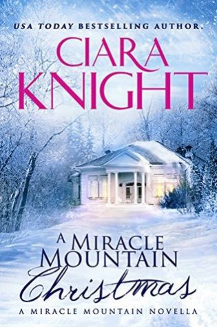 Weekend Reads #85 – A Miracle Mountain Christmas by Ciara Knight