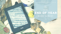 The 2016 End of Year Book Survey