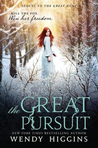 Waiting on Wednesday #84 – The Great Pursuit by Wendy Higgins