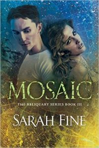 "Book Cover for ""Mosaic"" by Sarah Fine"