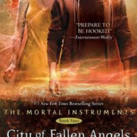 #2017HW City of Fallen Angels by Cassandra Clare