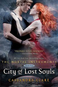 "Book Cover for ""City of Lost Souls"" by Cassandra Clare"