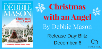 Release Blitz: Christmas with an Angel by Debbie Mason