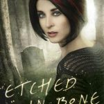 "Book Cover for ""Etched in Bone"" by Anne Bishop"