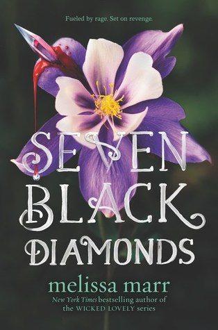 Review: Seven Black Diamonds by Melissa Marr