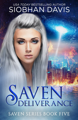 Saven Deliverance by Siobhan Davis