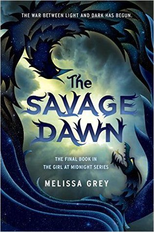 Blog Tour: The Savage Dawn by Melissa Grey