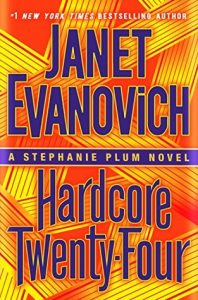 "Book Cover for ""Hardcore Twenty-Four"" by Janet Evanovich"