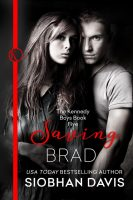 Cover Reveal: Saving Brad by Siobhan Davis