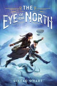"Book Cover for ""The Eye of the North"" by Sinéad O'Hart"