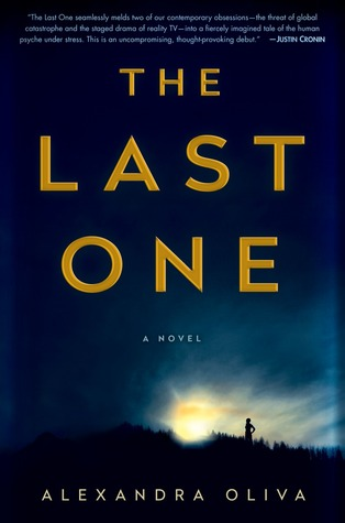 "Book Cover for ""The Last One"" by Alexandra Oliva"