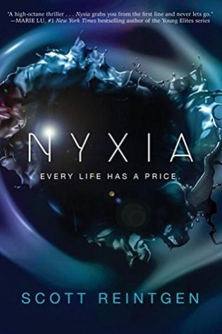 Review: Nyxia by Scott Reintgen