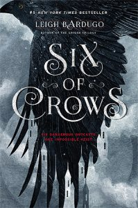 "Book Cover for ""Six of Crows"" by Leigh Bardugo"