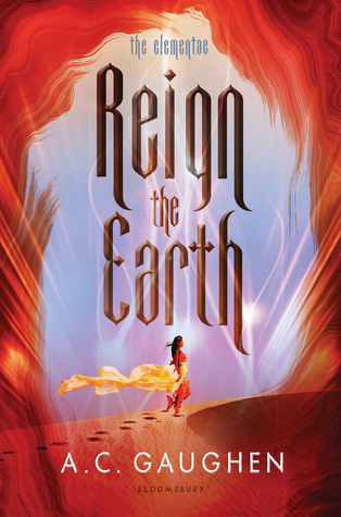 WoW #105 – Reign the Earth by A.C. Gaughen