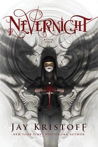 "Book Cover for ""Nevernight"" by Jay Kristoff"