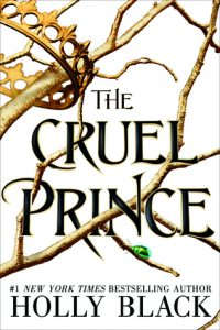 "Book Cover for ""The Cruel Prince"" by Holly Black"