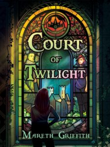 "Book Cover for ""Court of Twilight"" by Mareth Griffith"