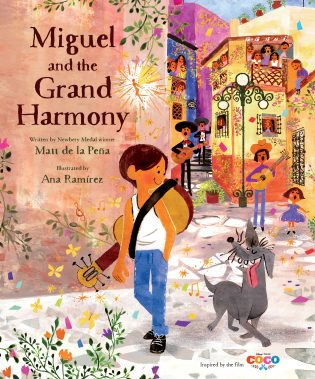 Blog Tour | COCO: Miguel and the Grand Harmony