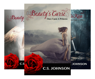 Blog Tour: Once Upon a Princess Saga by C.S. Johnson