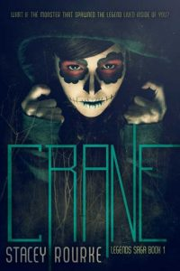 "Book Cover for ""Crane"" by Stacey Rourke"