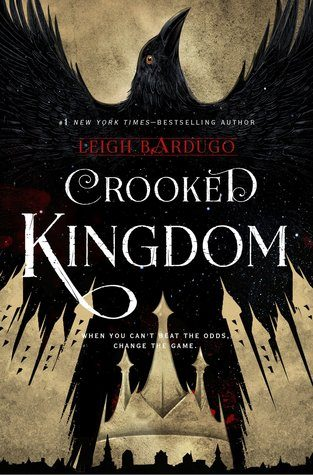 February #2018HW – Crooked Kingdom by Leigh Bardugo