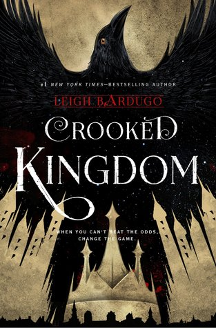 "Book Cover for ""Crooked Kingdom"" by Leigh Bardugo"