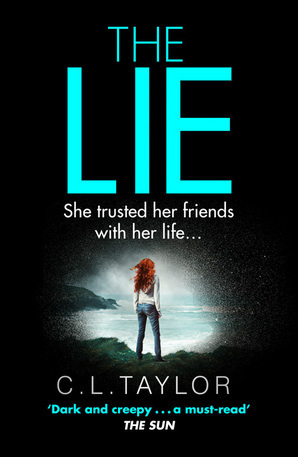 Weekend Reads #102 – The Lie by C.L. Taylor
