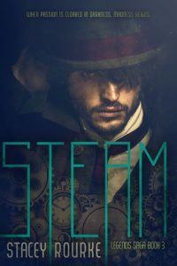 "Book Cover for ""Steam"" by Stacey Rourke"