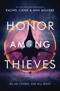 "Book Cover for ""Honor Among Thieves"" by Rachel Caine and Ann Aguirre"