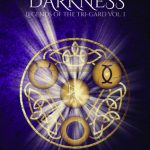 "Book Cover for ""Prophecy of Darkness"" by Michelle Bryan and Michelle Lynn"