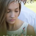 "Book Cover for ""Stone Silence"" by Taylor Dean"