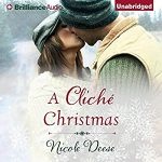 "Book Cover for ""A Cliché Christmas"" by Nicole Deese"