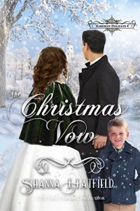 "Book Cover for ""The Christmas Vow"" by Shanna Hatfield"