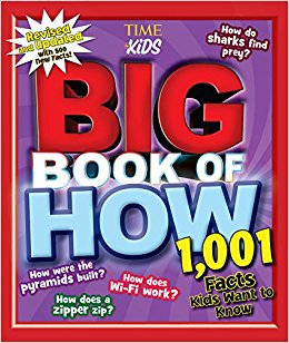 Children's Corner | Time Kids Big Book of Why and Big Book of How