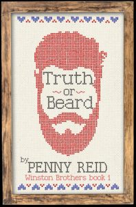 "Book Cover for ""Truth or Beard"" by Penny Reid"