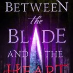 "Book Cover for ""Between the Blade and the Heart"" by Amanda Hocking"