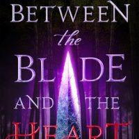 Review: Between the Blade and the Heart by Amanda Hocking
