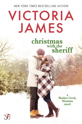 Entangled's Under the Mistletoe Blog Tour: Christmas with the Sheriff by Victoria James