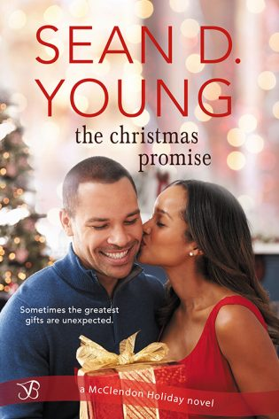 Entangled's Under the Mistletoe Blog Tour: The Christmas Promise by Sean D. Young