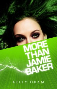 "Book Cover for ""More Than Jamie Baker"" by Kelly Oram"