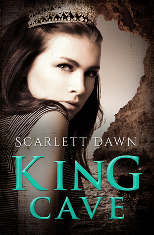 "Book Cover for ""King Cave"" by Scarlett Dawn"