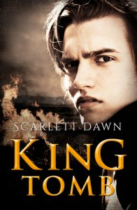 "Book Cover for ""King Tomb"" by Scarlett Dawn"