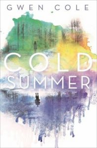 "Book Cover for ""Cold Summer"" by Gwen Cole"