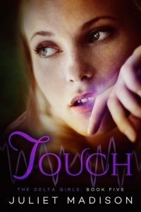 "Book Cover for ""Touch"" by Juliet Madison"