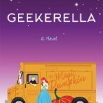 "Book Cover for ""Geekerella"" by Ashley Poston"