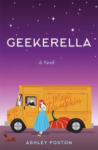 "Book Cover for ""Geekerella"" by Ashley Poston"