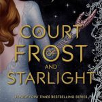 "Book Cover for ""A Court of Frost and Starlight"" by Sarah J. Maas"
