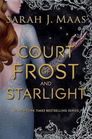 WoW #119 – A Court of Frost and Starlight by Sarah J. Maas