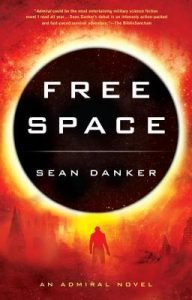 "Book Cover for ""Free Space"" by Sean Danker"